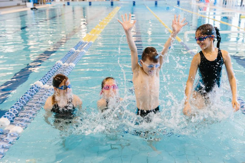 Learn to swim with the survival specialists
